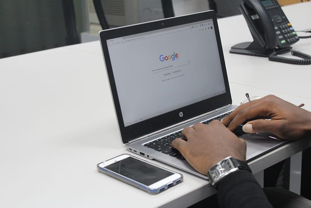 Jak usunąć konto Google - logo