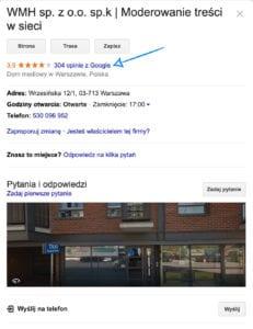 Jak usunąć opinie z Google Maps - krok pierwszy